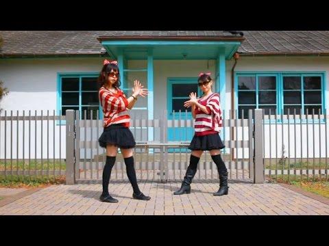 PONPONPON - By AmaLee ( English Ver. ) feat Miku Maro & Chiyuri dance