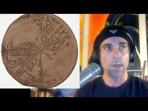 Sumerian Star Map 5,500 Years Old Verifies Asteroid Destruction - Sodom & Gomorrah
