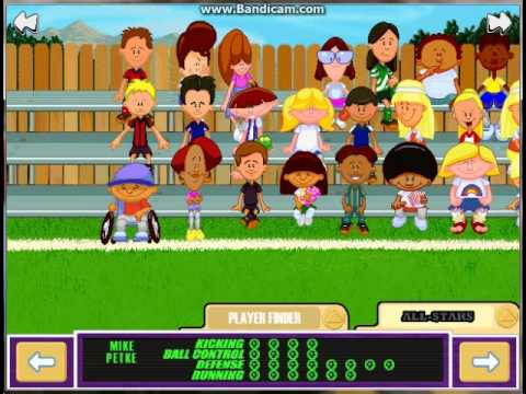 backyard soccer part 1 creating the team youtube