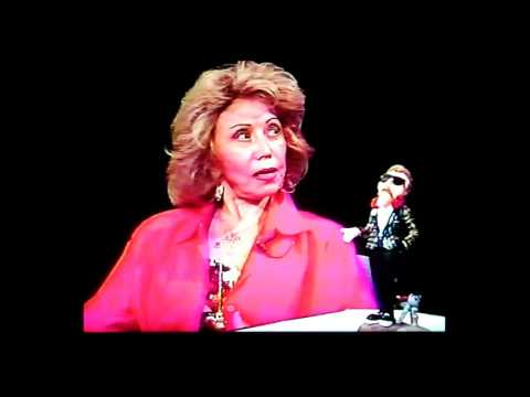 JUNE FORAY on MR PETE SHOW 1989 Century Cable KTLA Los Angeles