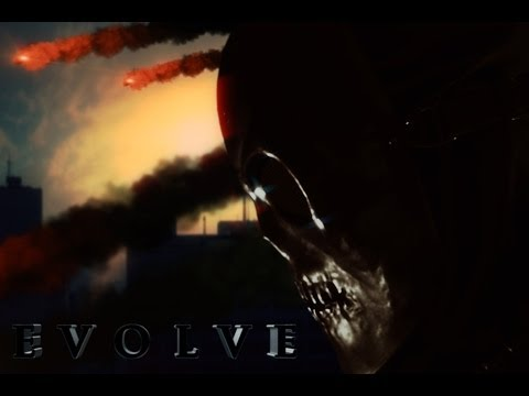Evolve|Short Film|Sci-Fi Epic|The Wingrave Channel