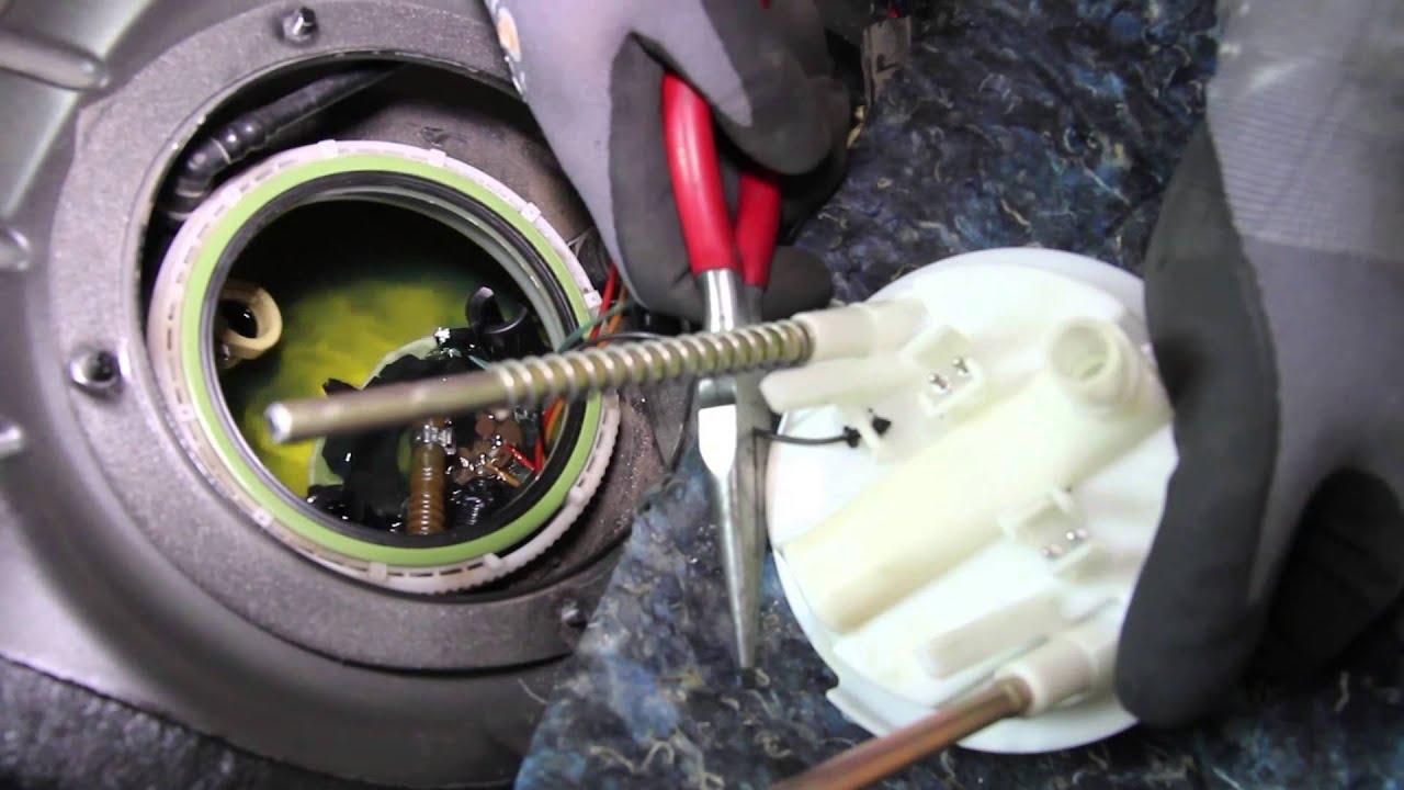 small resolution of how to install fuel pump assembly e8688m in a 2006 2013 bmw 325i 328i 330i 335i e46 e90
