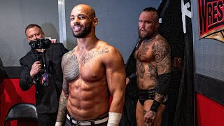 Ricochet takes his final bow in NXT: WWE 24 extra