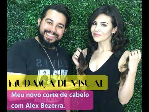 Mudança de Visual - Novo corte de cabelo com Alex Bezerra