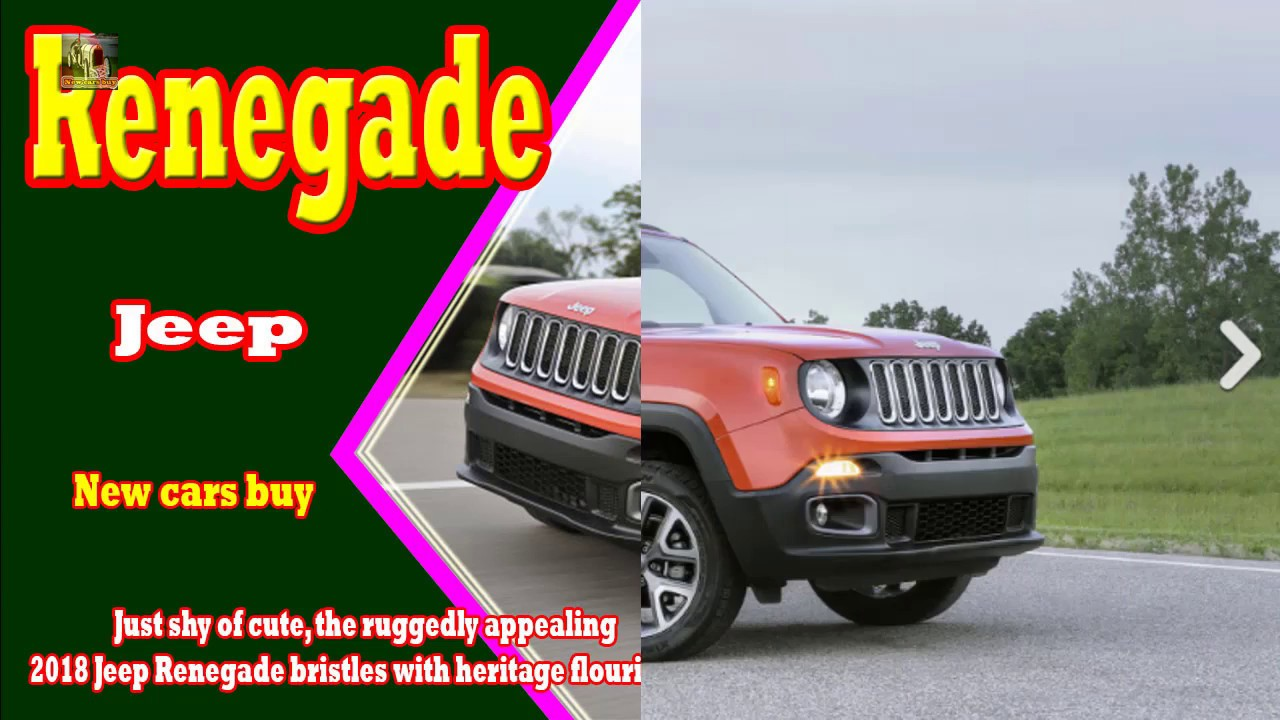 2018 jeep renegade colors.  renegade 2018 jeep renegade  sport limited  new cars buy and colors