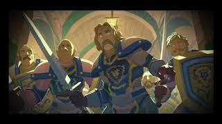 Андуин - сын волка /  World of Warcraft: Battle for Azeroth