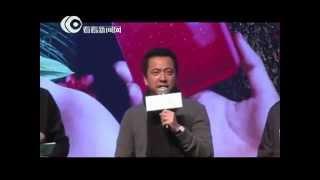 """《微爱之渐入佳境》上海宣传 陈赫获封""""小贱肉"""""""