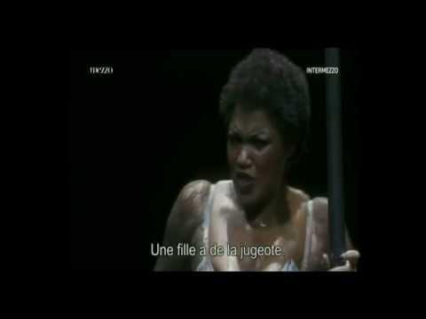 Measha Brueggersgosman sings Kurt Weill