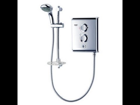 how to change an electric shower or upgrade to a better. Black Bedroom Furniture Sets. Home Design Ideas
