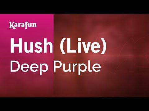 Karaoke Hush (Live) - Deep Purple *