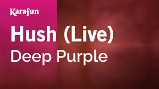 Karaoke Hush (Live) - Deep Purple *