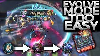 Baixar Step by Step Playing Evolve Mode!! | Evolve Mode Mobile Legends