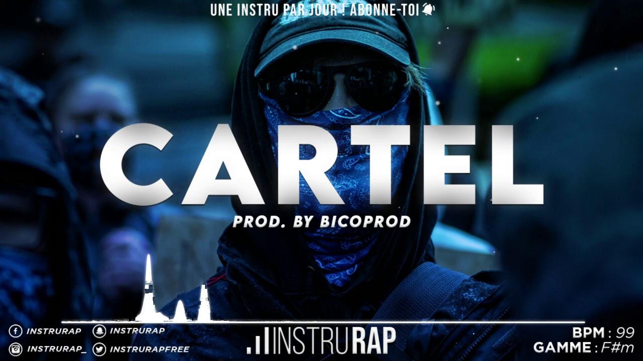 Download [SOLD] Instru Rap Trap/Freestyle   Old School Instrumental Rap - CARTEL - Prod. By BICOPROD