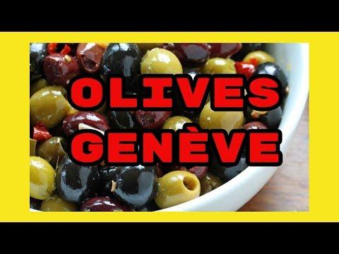 Olives Genève