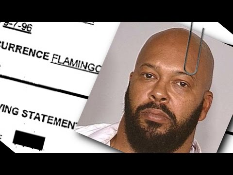 Suge Knight's Statement To Las Vegas Police On Tupac Murder 9/11/1996