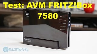 Test: AVM FRITZBox 7580