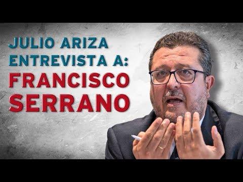 Julio Ariza entrevista al juez Francisco Serrano