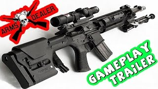 Arms Dealer Trailer + Gameplay PC HD
