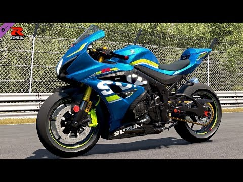 Suzuki GSX R 1000R 2017 Furieuse | Ride 2 2017 Top Bikes Pack