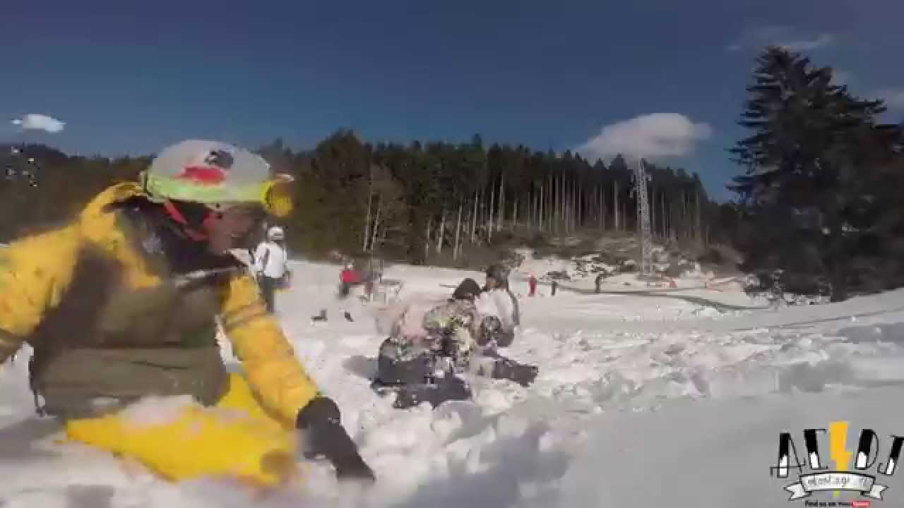 Asiago snowboard