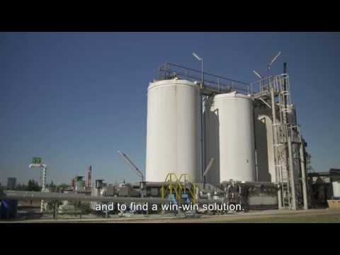 How to reduce the costs on a chemical platform (Roussillon, France) - SUEZ