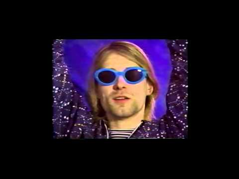 NIRVANA 12-10-1993 MTV interview with Kurt Loder (FULL)