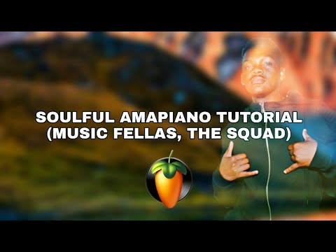 Soulful Relaxing Piano Tutorial (Music Fellas, The Squad)