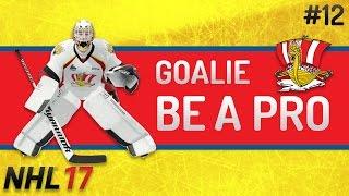 NHL 17 - Goalie Be a Pro #12