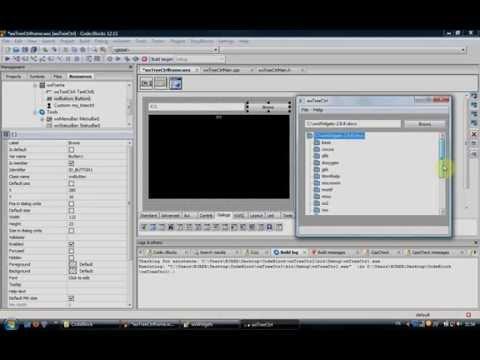 C++ GUI: Demo wxTreeCtrl with wxWidgets