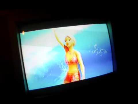 Canción de barbie vídeo musical de la película una aventura de sirenas.