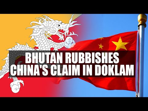 Sikkim Standoff : Bhutan reacts on China's claim over Doklam   Oneindia News