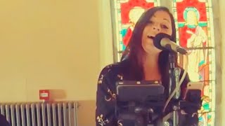 Can't Help Falling In Love (Katie Hughes Wedding Singer) YouTube Thumbnail