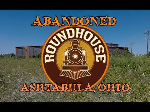 Mr. P. Explores... The Abandoned Ashtabula Roundhouse (Ashtabula, Ohio)