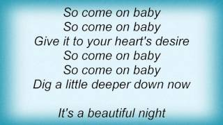 Lighthouse Family - Beautiful Night Lyrics