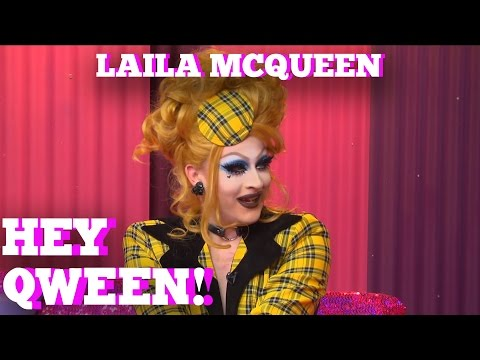 LAILA MCQUEEN on HEY QWEEN! with Jonny McGovern