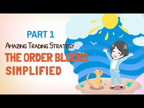 ORDER BLOCKS Trading