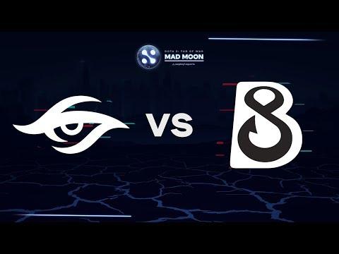 Team Secret vs B8 Esports vod