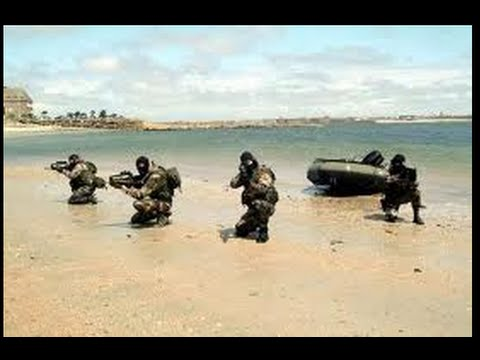 Eritrea Navy Commando