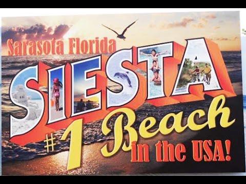 Ode to Siesta (Here in Sarasota)