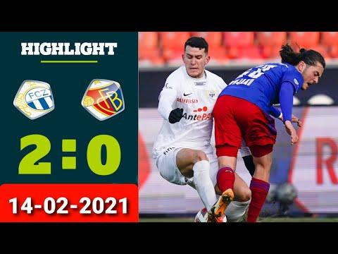 Zurich Basel Goals And Highlights