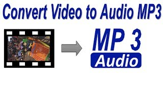 How to Convert Video to Audio in VLC Media Player | Convert Multiple MP4 to MP3