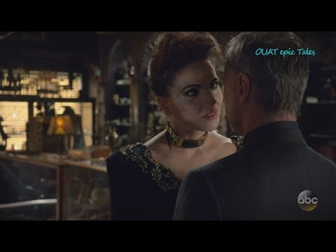 "Once Upon A Time 6x06 End Scene Evil Queen Rumple ""Dark Waters"" Season 6 Episode 6 HD thumbnail"