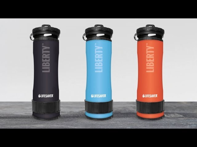bf06f99efa Lifesaver Liberty Bottle Review - Active Gear Review