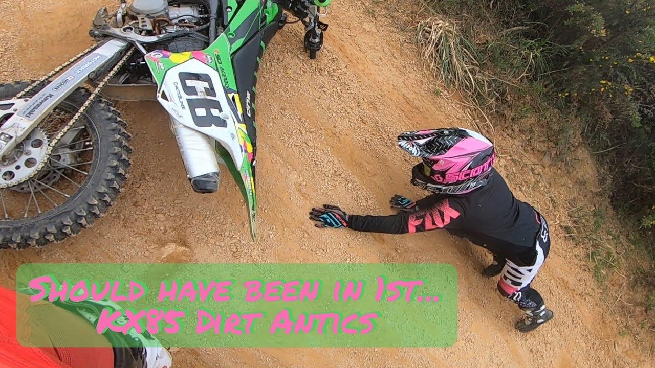 Stacked It! | Dirt Antics KX85