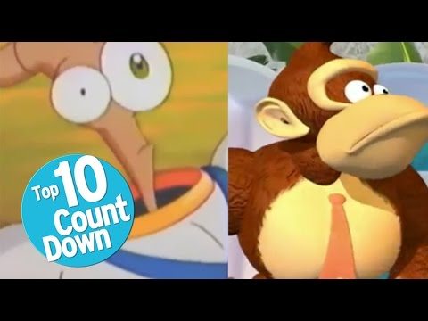 Thumbnail: Top 10 Animated Series Based On Video Games