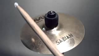 """Sabian AAX Splash Cymbal 8"""""""