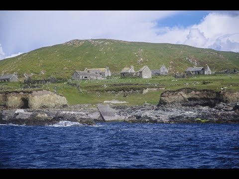 Exploring Three Atlantic Islands off County Mayo, Ireland