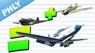 IT'S HERE P-40 + 0 = ? - Loving The Unloved #4 (War Thunder Plane Gameplay)