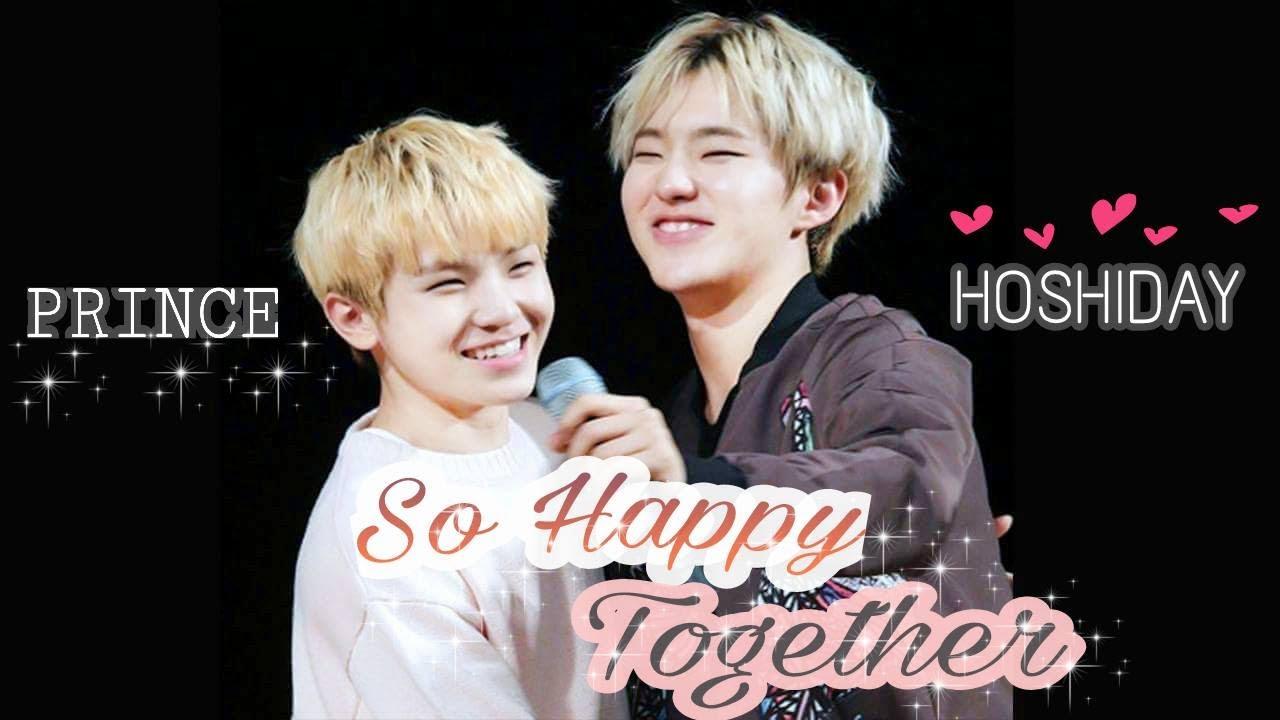 Svt Hoshi Woozi So Happy Together Prince Hoshi Day Soonhoon Youtube