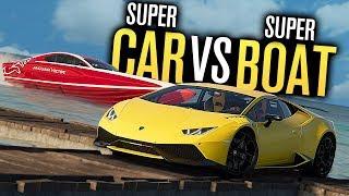 Supercar VS Super BOAT?! | The Crew 2